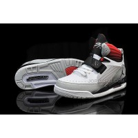 Jordan Flight 97 White/Platinum/Gym Red For Sale Hot