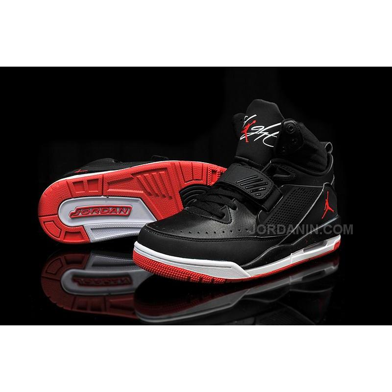 info for 10ff9 a941f Jordan Flight 97 Black White Red Shoes For Sale Hot, Price   92.00 ...