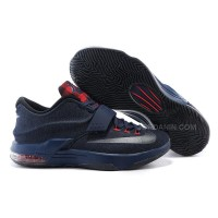 Men Nike Zoom KD VII Basketball Shoe 305