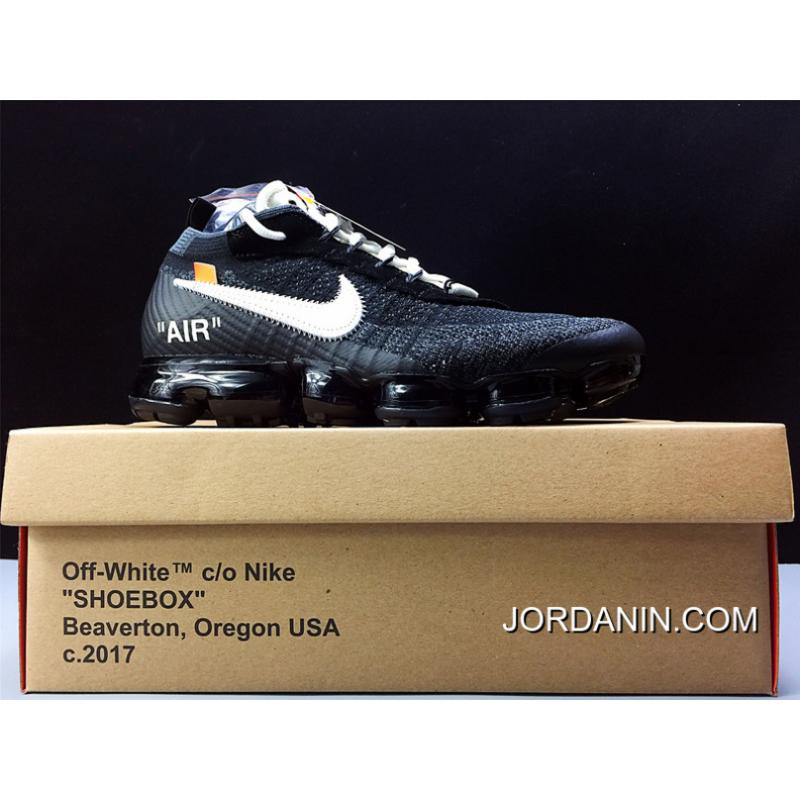 6df6a3730ea USD  72.30  180.74. Men OFF-WHITE X Nike Air VaporMax 2018 Flyknit Running Shoes  AAAA ...