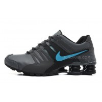 Men Nike Shox Current Running Shoe 273 Free Shipping