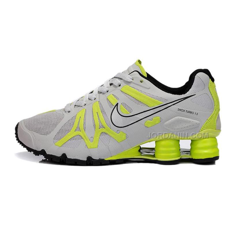 first rate b0937 f9d94 Men Nike Shox Turbo 13 Running Shoe 245