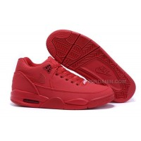 Hot Nike Air Flight Squad Red October