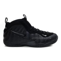 New Arrival Nike Air Foamposite Pro All Black