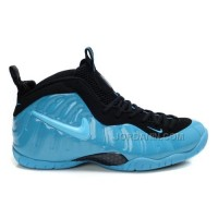 New Arrival Nike Air Foamposite Pro Atlantis Blue Black