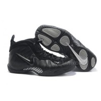 New Arrival Nike Air Foamposite Pro Black Black Varsity Grey