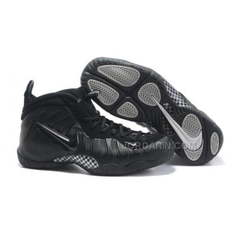 sports shoes 994f5 7ddbe New Arrival Nike Air Foamposite Pro Black Black Varsity Grey