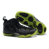 Nike Air Foamposite Pro Black Varsity Green Discount
