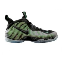 Nike Air Foamposite Pro Dark Pine Green 624041-301 Cheap