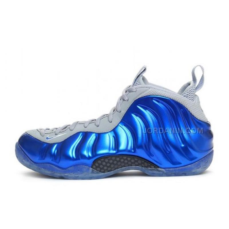 reputable site 7c98c e7870 Nike Air Foamposite One Sport Royal/Game Royal-Wolf Grey For Sale