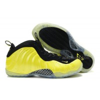 """Nike Air Foamposite One """"Golden State"""" Electrolime/Electrolime-Black For Sale"""