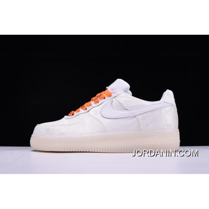 Best Hyx62508 Coagulation CLOT X Nike Air Force 1 AF1 One Classic All-match  Sneakers ...