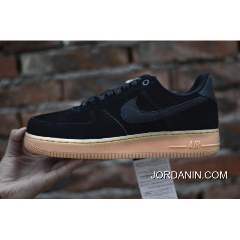 multiple colors 3855b 0f3c9 USD  91.62  229.04. Nike Air Force 1 07 LV8 SUEDE 35 Th Anniversary Black  ...