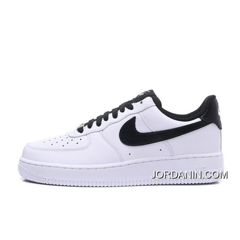 South Korean Air Force One Nike 1 Low AF1 FULL GRAIN LEATHER Air Max Zoom  White Black Tail 820266-101 Women And 10 Men Yards Material FULL GRAIN  LEATHER ... 602779149ce4