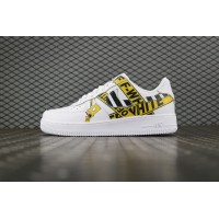 Nike Air Force 1 7 OFF-WHITE To Be Publishing One Special Simpson To Be Publishing SKU AO4297 Women Shoes And Men Shoes Picking Outlet