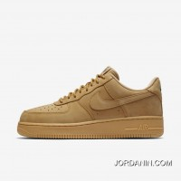 Online All Size Sku Aa4061-200 Nike Air Force1 Force One Low Wheat Color