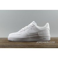 Nike Authentic Air Force One 315122-111 Men Shoes Free Shipping