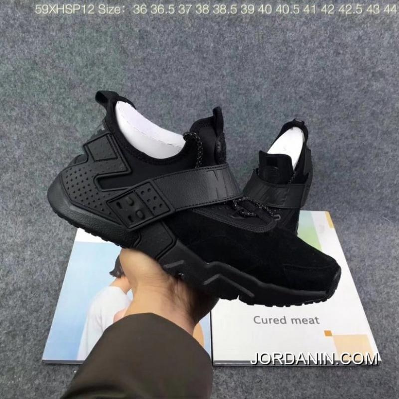 3fdd4b5fe9d1 USD  93.26  270.46. Discount Nike Air Huarache Drift 6 PRM AH7335-002 6  Generation ...