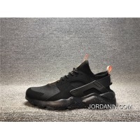 Latest Nike Air Huarache 907325 001 4 Mesh Breathable Running Shoes Women Shoes And Men Shoes