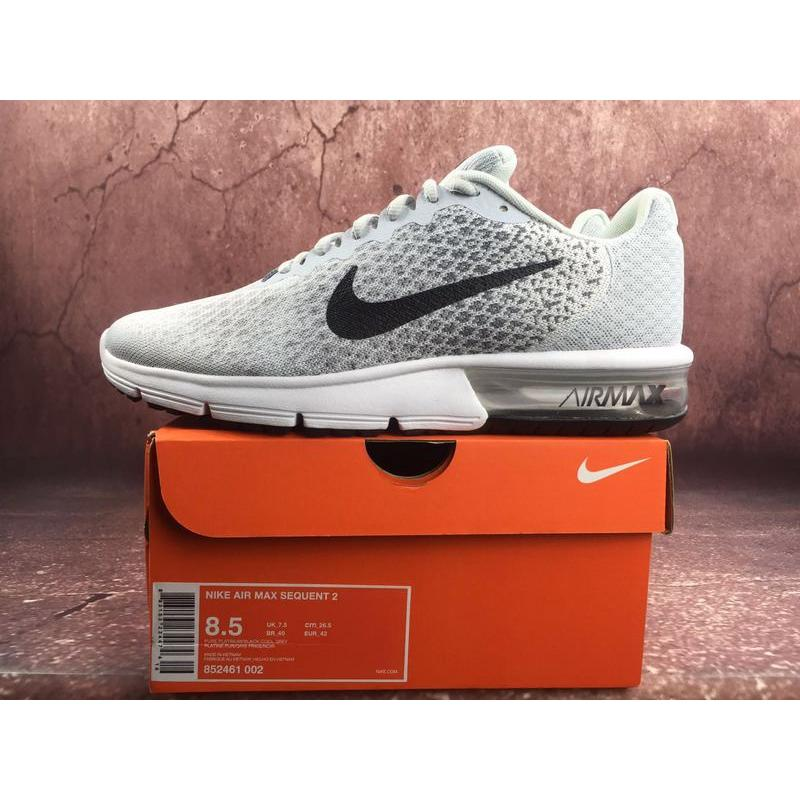 ecace781cd6 ... Nike Sport Shoes Men 2018 Spring New AIR MAX Shoes Zoom Casual  Wear-resisting Running ...