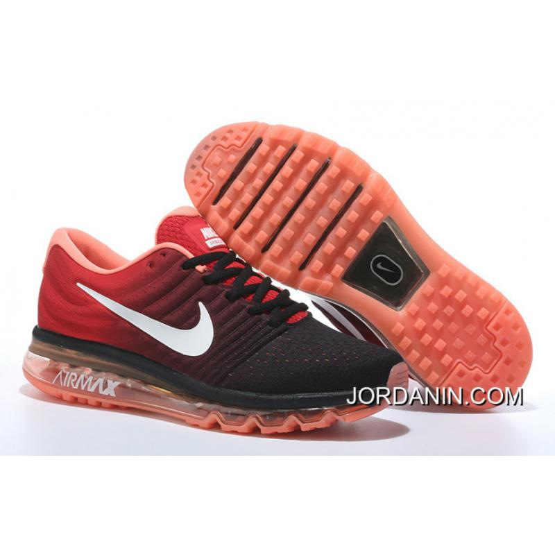 8139718f70 USD $75.19 $233.08. Nike Air Max2017 Flyknit Men Women Red Orange Best ...