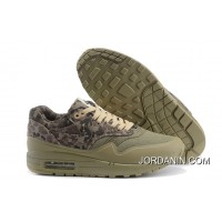 Classic Men Nike Air Max 1 Running Shoes SKU:285378-324