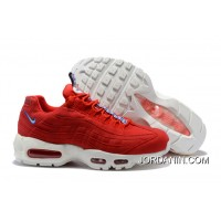 Nike Air Max 95 Tt Zoom Running Shoes Limited Joint Publishing Colorways Red And White Sku Aj1844-600 Latest