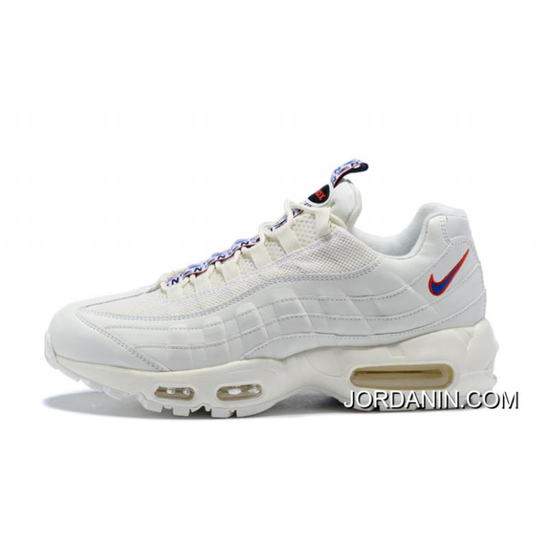 c1b0f7d3ee USD $87.28 $270.56. Super Deals 4 Colorways Nike Air Max 95 TT Japan Limited  Blue White Red Street Retro ...