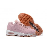 Nike Air Max 95 2017 Spring New Pink Women Lastest