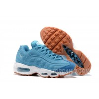Nike Air Max 95 2017 Spring Blue Women New Release