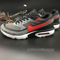 Nike Air Max Premium BW 819523-067 Dark Grey Red Lastest