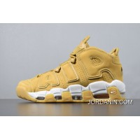 5fb8ee1c06b93 Super Deals Nike Air More Uptempo Big Air Pippen Grinding Wheat AA4060-200