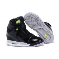 Nike Air Revolution Sky Hi Black Volt Sale