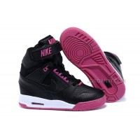 Nike Air Revolution Sky Hi Black Pink Sale