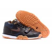 Hot Nike Air Trainer 1 Brown Orange