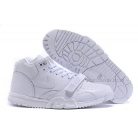 Hot Nike Air Trainer 1 Triple White