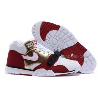 Hot Nike Air Trainer 1 Jerry Rice