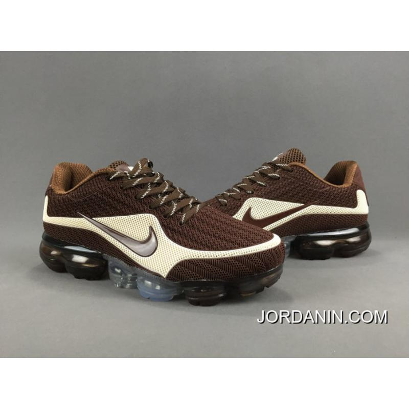 623c814d2f5 ... NIKE AIR VAPORMAX FLYKNIT 2018 Brown White Online ...