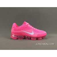 NIKE AIR VAPORMAX FLYKNIT 2018 Pink New Release