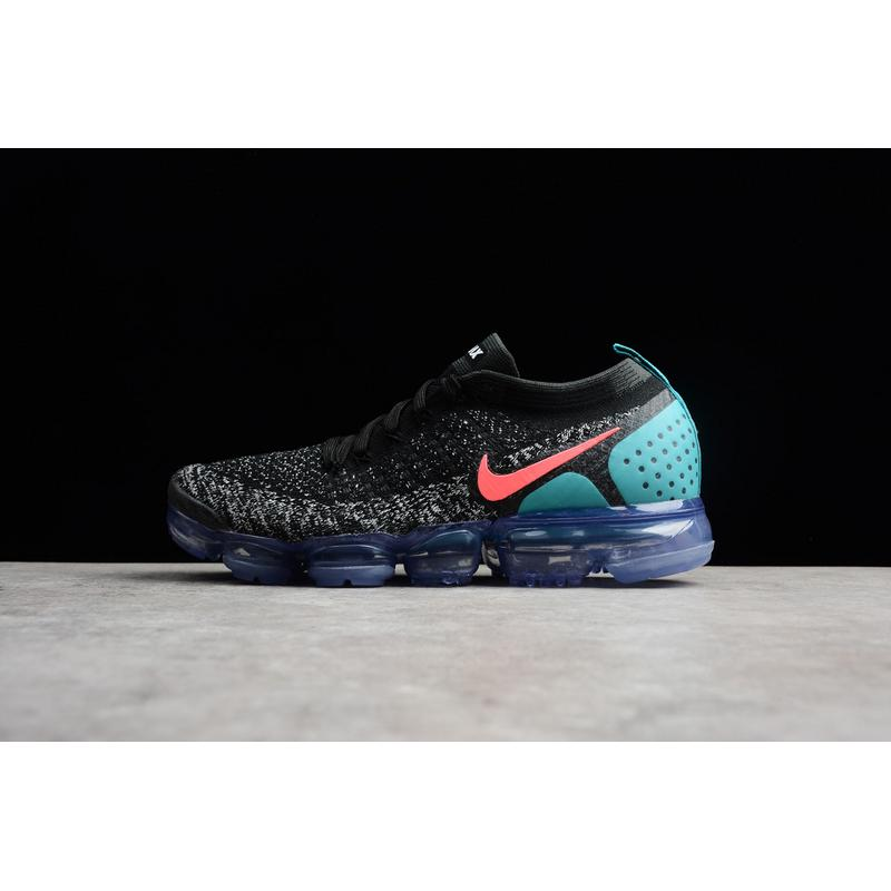 4941b6786496 USD  101.83  264.76. 2018 2 Zoom Air Nike Air VaporMax Flyknit Black ...
