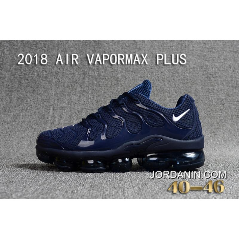 76704c015ce598 Authentic 2018 NIKE AIR VAPORMAX PLUS Plastic Nanotechnology Technology Of  New Style Environmental Protection Tasteless Full Zoom Running Shoes Men  Shoes ...