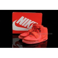 For Sale Nike Air Yeezy 2 Red October 2014