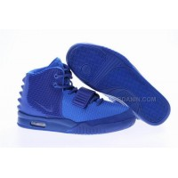 Nike Air Yeezy 2 Royal Blue For Sale