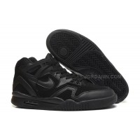 Cheap Kanye West Nike Air Yeezy 2 Low Blackout