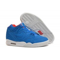 Cheap Kanye West Nike Air Yeezy 2 Low Blue Orange