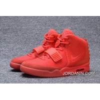 NIKE AIR YEEZY 2 II RED OCTOBER 508214-660 2 For Sale