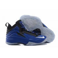 Nike Chuck Posite QS Charles Barkley Royal Blue/Black New Shoes For Sale