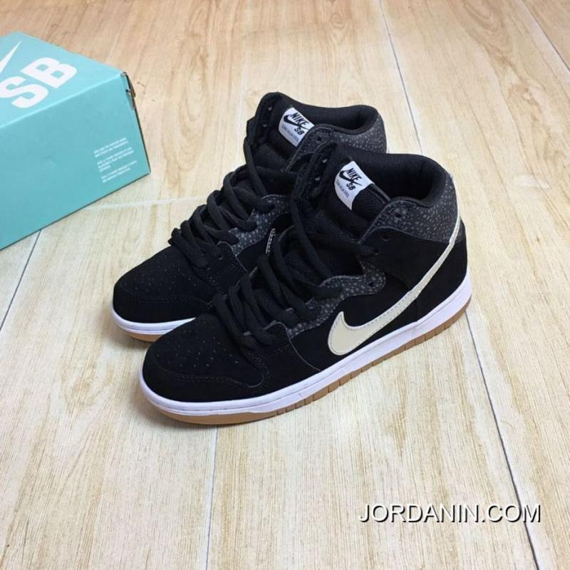 new concept 454d7 841c7 ... order get new style nike dunk high premiumsb driver black siliver 10  high quality raw materials