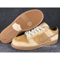 Nike SB Dunk Low QS Wheat 883232-700 Women Men New Release