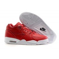 New NikeLab Air Flight 89 Gym Red/White-Gym Red